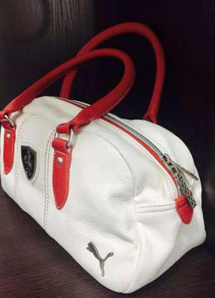 Оригинальная сумка puma ferrari новая