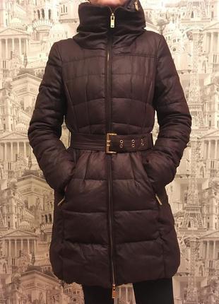 Очень стильное зимнее пальто