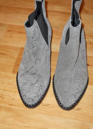 Ботиночки-козаки