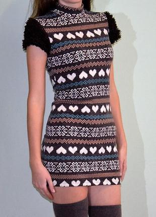 "Красивое короткое платье  ""oodji"""