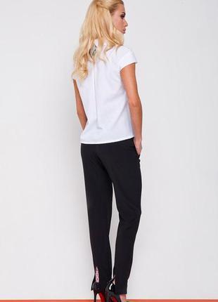 Качественные чёрные брюки от nenka. цена снижена.
