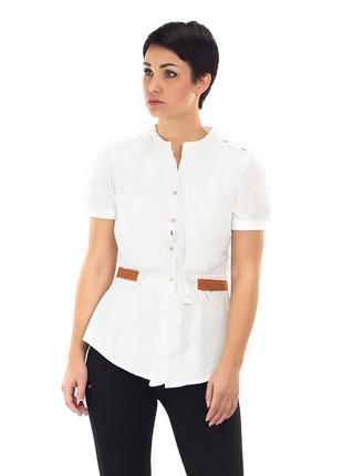 Блуза с коротким рукавом тм aquamarine