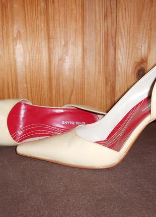 Лаковые туфли river island