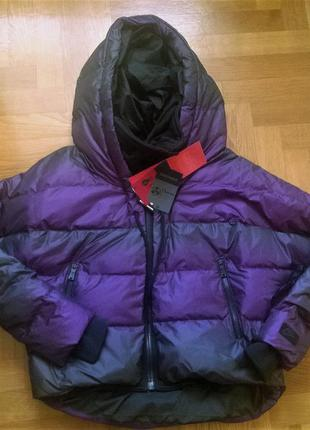 Пуховик модели oversize cocoon, nike uptown 550 jacket, xs, s, m, l, xl5