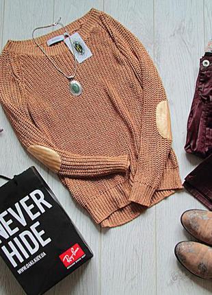Стильный женский свитер с,м в наличии