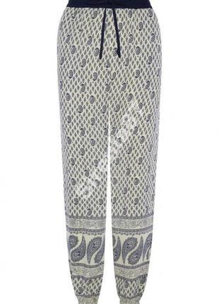 №146 брюки в восточном стиле