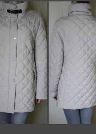 Стеганая куртка basler