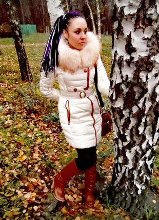 Куртка зимняя finebabycat