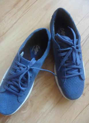 Туфли-мокасины cotton traders, размер 38