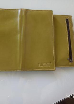 Новий мягенький стильний і зручний гаманець