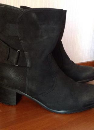 Итальянские зимние ботинки tj collection