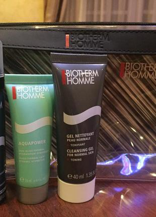 Набор косметики по уходу biotherm