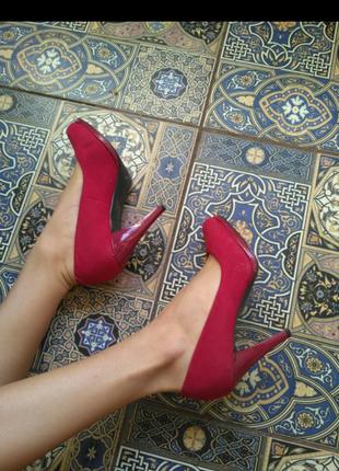 Туфли лодочки m&s
