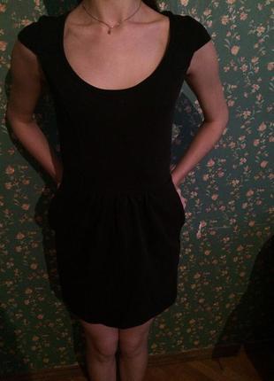 Крутое платье bershka