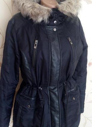 Парка, куртка зимняя
