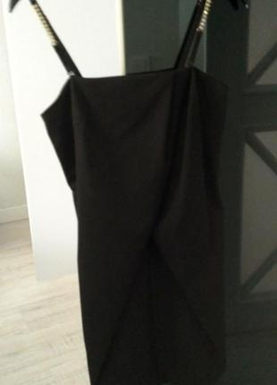 Вечернее мини платье kriza,хс. торг уместен.