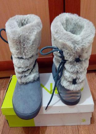 Сапоги/ полусапожки/ угги adidas neo winter boot