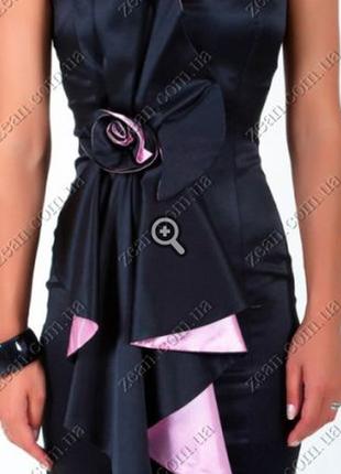 Шикарное платье zean