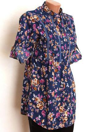 Распродажа летних вещей в идеальном состоянии! рубашка-туника от dorado, бесплатная доставка