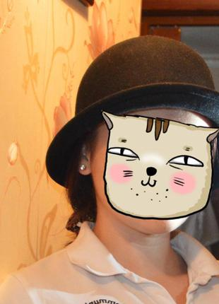 Очень модная шляпка