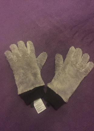 Очень тёплые и мягкие перчатки