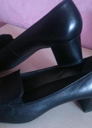 Туфли кожа оригинал