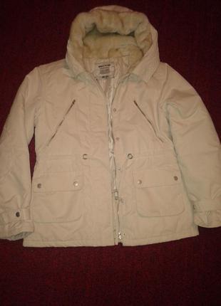 Демисезонная куртка miss posh