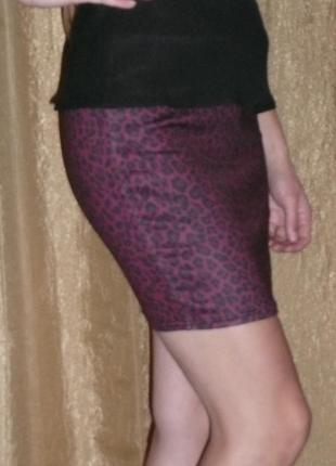 Шикарная новая юбка юбочка