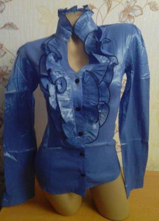 Блузка жульен