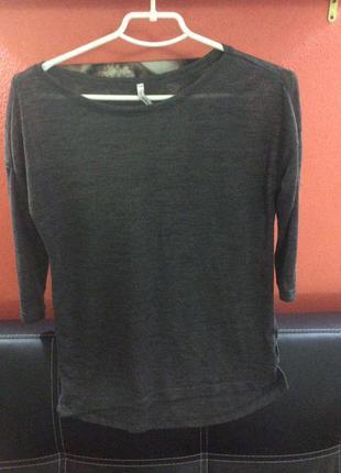 Полупрозрачная блуза reserved