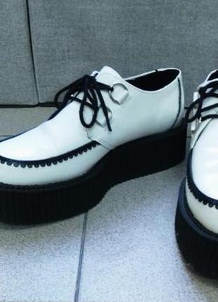 Эксклюзивные  ботинки криперы