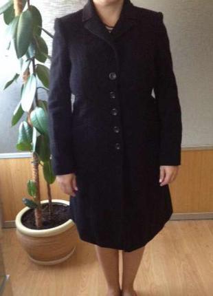 Шикарное классическое пальто marks&spencer