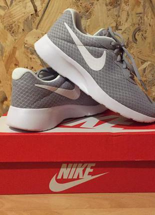 Nike tanjun оригинал кроссовки новые беговые легкие осень весна лето