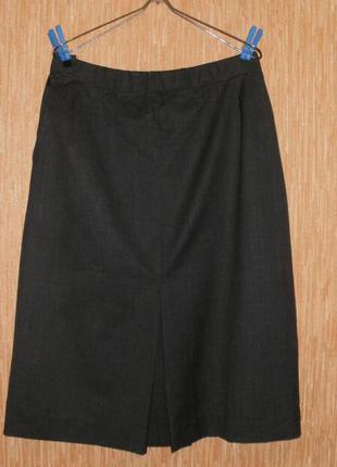Юбка ниже колена daniel hechter, классическая юбка