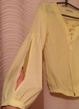 Женственная, струящаяся, нежная блуза must have