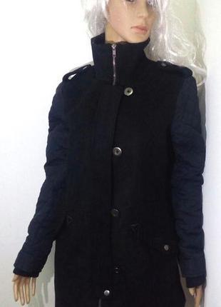 Зимнее кашемировое пальто для женщин vero moda