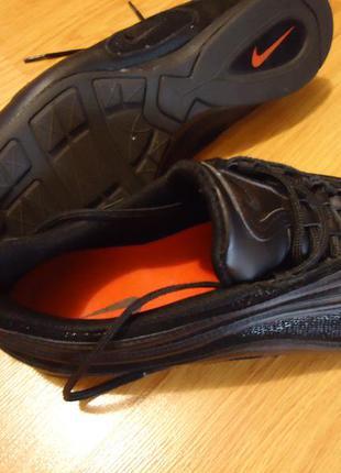 Кожаные кроссовки (оригинал)