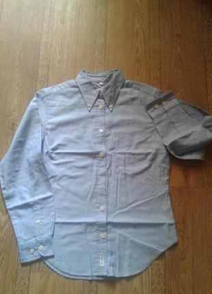 Стильная,оригинальная рубашка ben sherman для ценителей кежуала!