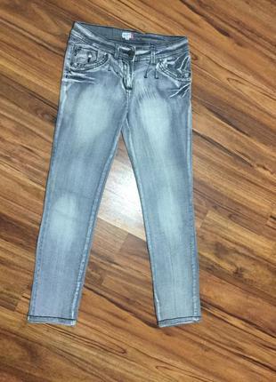 Фирменные джинсы варенки