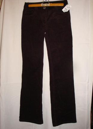 Вельветовые джинсы h&m