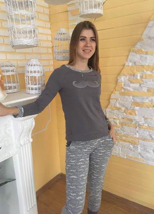 Супер мега стильная пижама/домашний костюм3