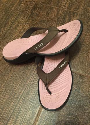 Вьетнамки crocs оригинал