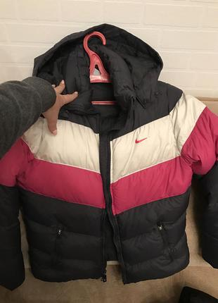 Nike пуховик