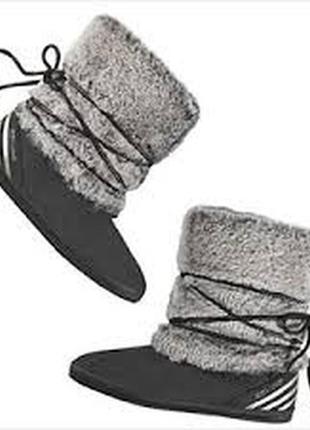 Сапожки adidas neo winter boot sg selena gomez
