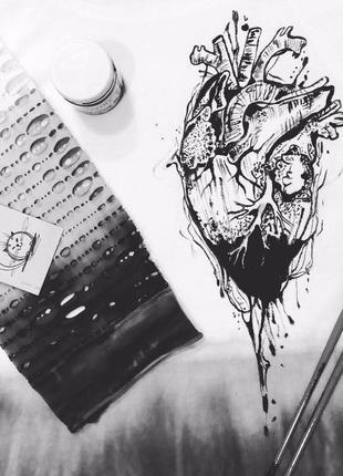 Графика сердце