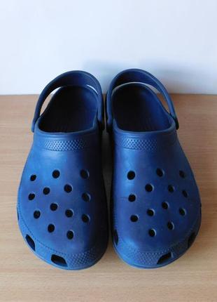 Кроксы crocs италия 41-42 р. по стельке 27,5 см