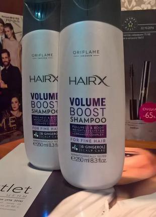 """Шампунь для тонких волос """"эксперт – максимальный объем"""""""