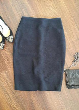 Обалденная теплая юбка карандаш