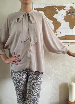 Легкая блузка kappahl