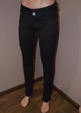 Новые джинсы скинни с утяжкой